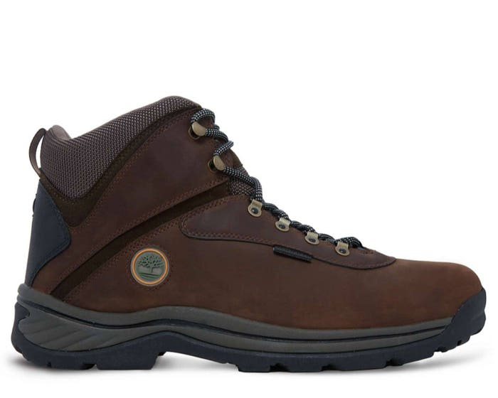 Men's White Ledge Waterproof Mid Boots