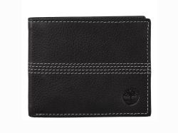 Quad Stitch Wallet