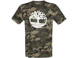 Men's Kennebec River Camo Tee